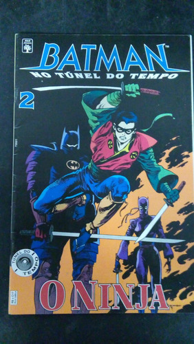 batman no túnel do tempo 2 - o ninja