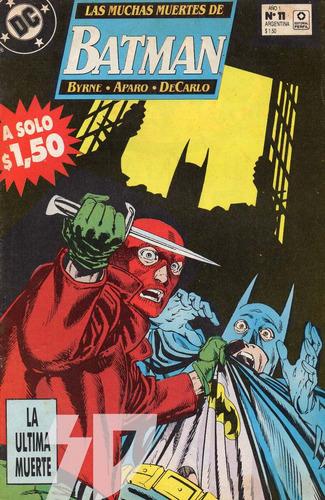 batman numero 11 / dc comics / editorial perfil
