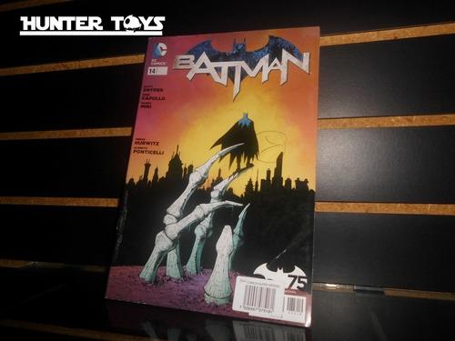 batman, numero 14, comic en español, de dc, tel. 35846340