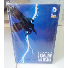 Batman O Cavaleiro Das Trevas Ed. Definitiva Capa Dura, Nova