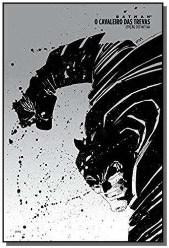 batman: o cavaleiro das trevas - edicao definitiva