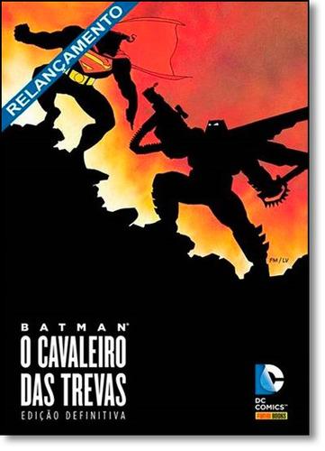 batman: o cavaleiro das trevas - edição definitiva