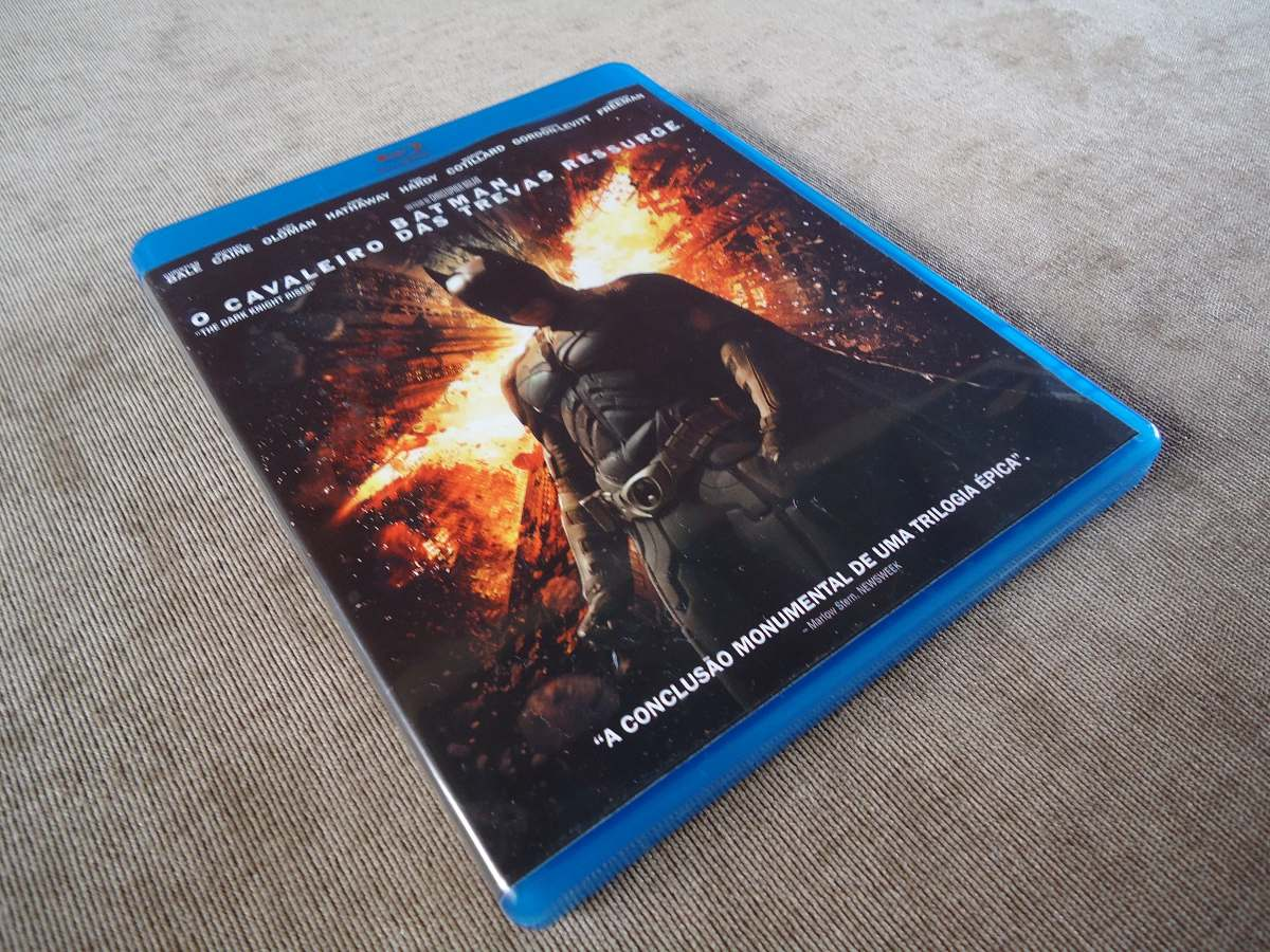 CAVALEIRO RESSURGE DVD TREVAS DAS O BATMAN BAIXAR