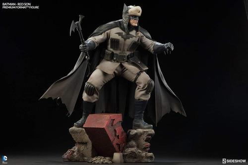 batman premium format sideshow red son  envio gratis