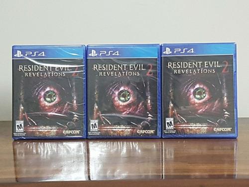 batman resident evil ps4 fisico nuevos sellados varios juego