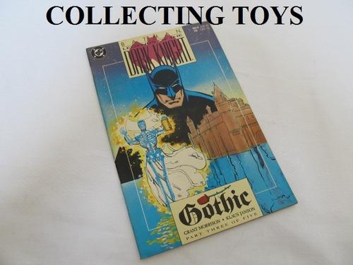 batman - revista - gibi - dark knight - gothic  (c 88)