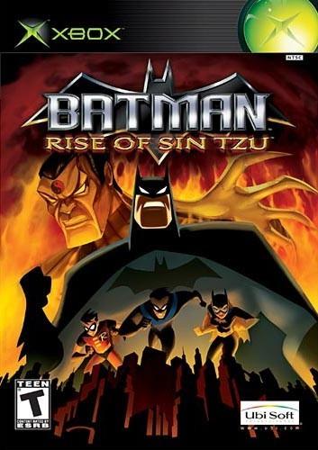 batman rise of sin tzu xbox