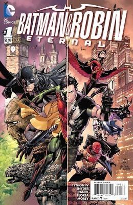 batman & robín eternal vol 1 - cómics digital-español