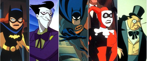 batman serie animada digital completa