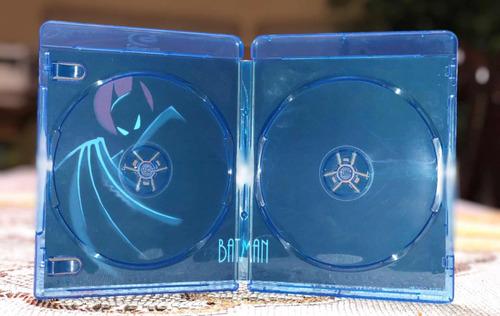 batman serie de los 90 completa bluray/dvd latino fullhd