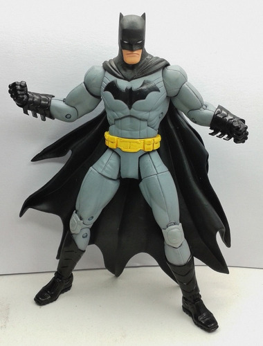 batman: serie greg capullo & batman: arkham asylum (armored)
