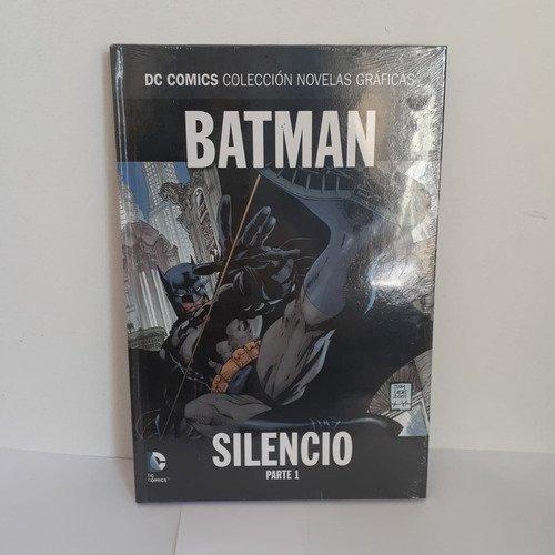 batman silencio parte 1 dc comics ecc ediciones [nuevo]