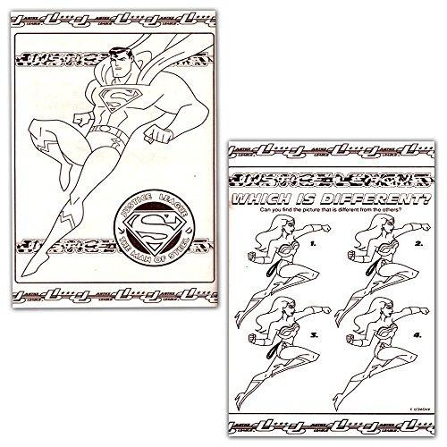 Batman, Superman, Mujer Maravilla, Linterna Verde, El Flash ...