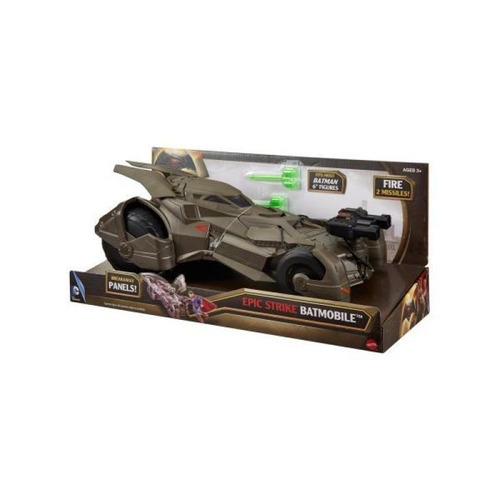 batman superman v - batmobile deluxe