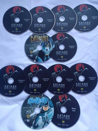 batman the animated series bluray