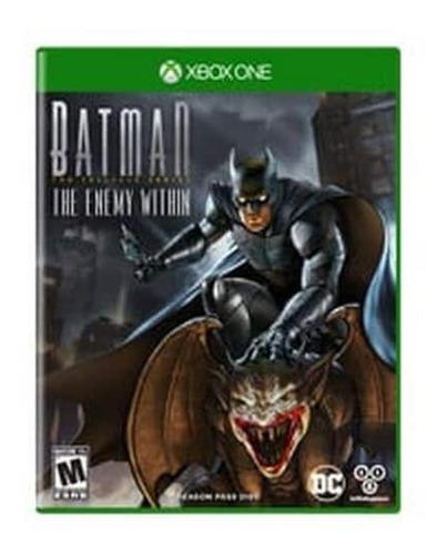 batman: the enemy within- telltale  xb1