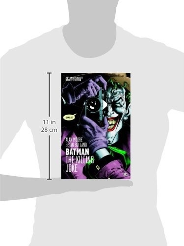 batman: the killing joke deluxe new - the joker dc comics