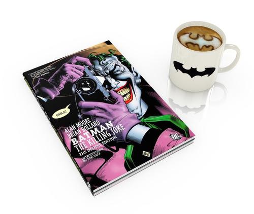 batman: the killing joke deluxe new - the joker dc comics