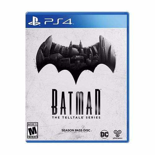 batman the telltale serie ps4 nuevo fisico sellado
