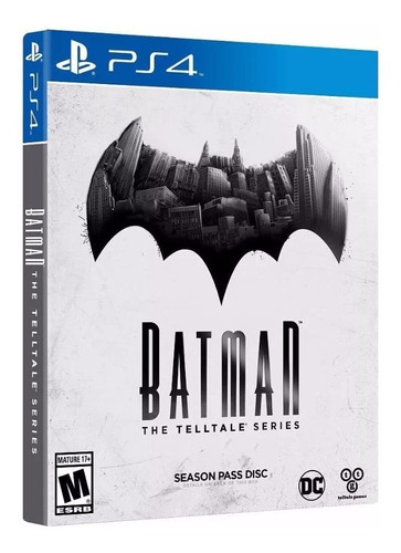 batman the telltale series ps4 playstation 4 físico palermo.