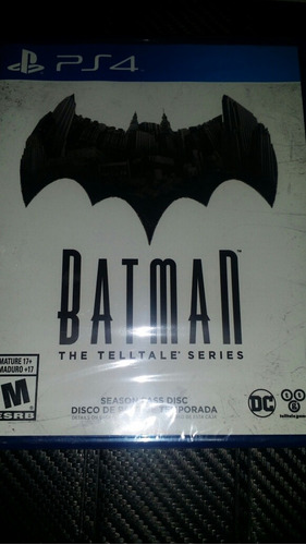 batman the telltales  series ps4