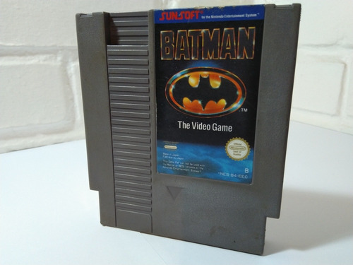 batman the video game nintendo nes pokemon store chile