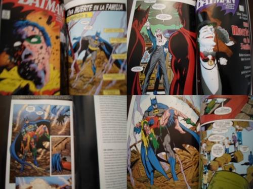 batman una muerte en la familia dc comics latino completa
