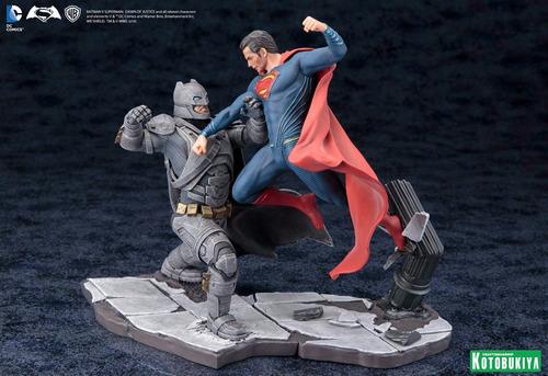 batman v superman artfx+ statue 1/10 kotobukiya