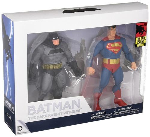 batman v superman dc collectibles the dark knight returns
