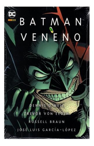 batman veneno - panini - bonellihq cx239 e19