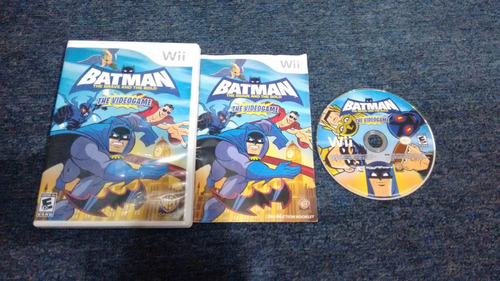 batman video wii