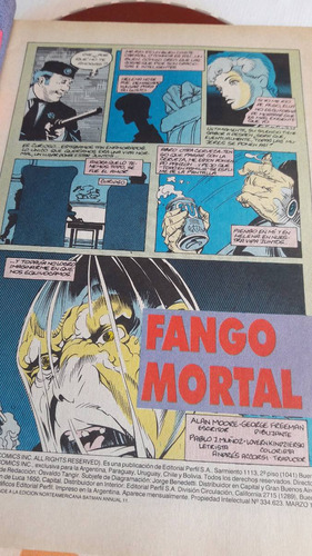 batman - ¡villanos enamorados ! - alan moore (watchmen)