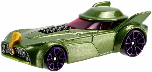 batman villanos pack x 5 - hot wheels