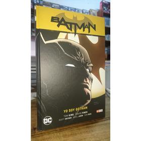Batman Volumen 1 Yo Soy Gotham Edicion En Tapa Dura