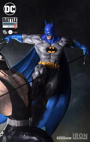 batman vs bane premium format sideshow envio gratis