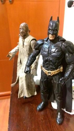 batman y scarecrow master universe