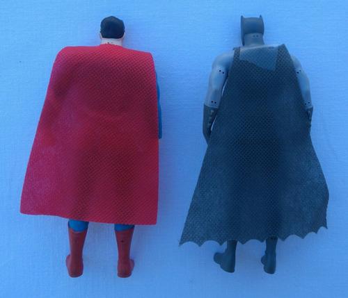 batman y superman new frontier njcroce. cordoba