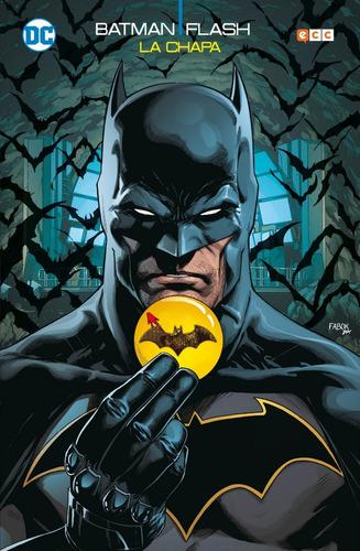 batman/flash: la chapa (edición deluxe) (t.d)
