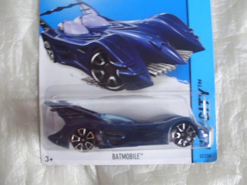 batmovel 2014 hot wheels
