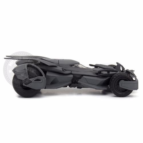 batmóvel kit c/4 modelos filmes diferentes 1/32 jada
