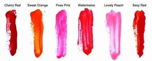 batom adesivo tatuagem lip gloss envio imediato