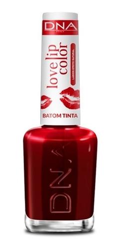 batom lip tint love lip color dna love red