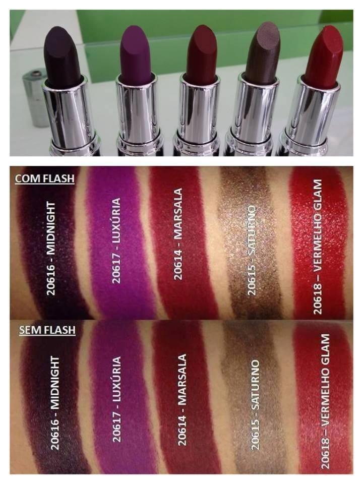 Batom matte marsala yes cosmetics x diva da mac r 24 90 for Mac cosmetics diva lipstick