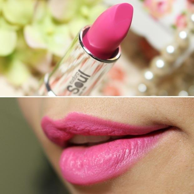 Batom Matte Pink Up Eudora - R$ 1150 Em Mercado Livre