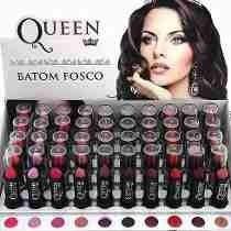 batom queen fosco make up