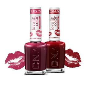 Batom Tinta - Love Lip Color Love Cherry Love Red Dna Italy