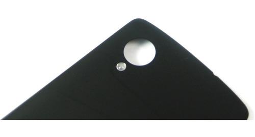 battery cover back housing lg d820 / google nexus 5~black