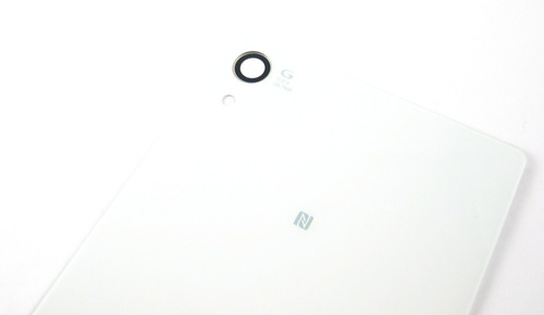 battery cover back housing sony xperia z2 d6502 d6503~white