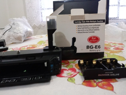 battery grip bg-e6