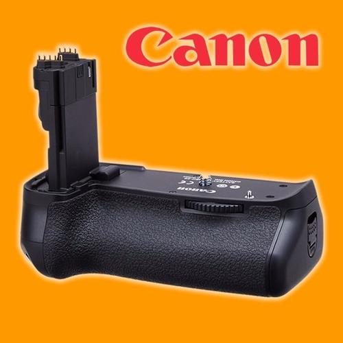 battery grip canon bg-e9 original - nuevo